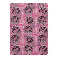 Baubly Baby Blanket in Pink