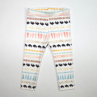 Little Buffalo Organic Baby Leggings [Stationery Bakery Collaboration]