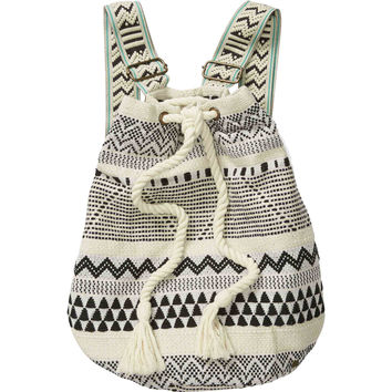 Billabong - Bonfire Beachin Backpack | Black & White