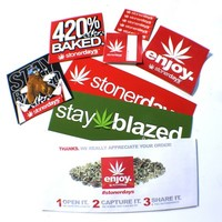 STICKER PACK - Shop Stoner Days