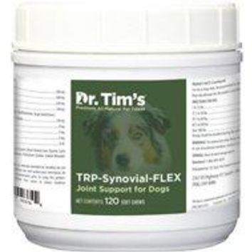 Dr. Tim's TRP-Synovial-FLEX Joint Support Dog Supplement