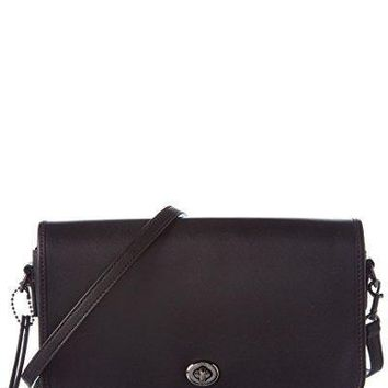 Coach Women's Turnlock Crossbody Bag
