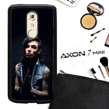 Andy Black Dark L1359 ZTE AXON 7 Mini Case