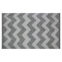 Circo® Grey & White Chevron Accent Rug : Target