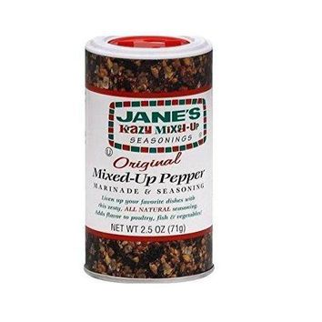 Jane's Krazy - Mixed Up Pepper - 2.5 Oz - Case Of 12