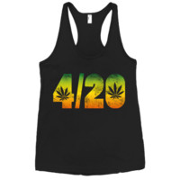 4/20 Racerback from Fabshion