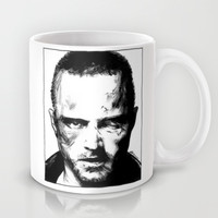 Breaking Bad - Jesse Pinkman Mug by Aaron Campbell