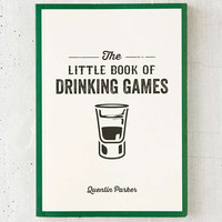 The Little Book Of Drinking Games By Quentin Parker - Urban Outfitters