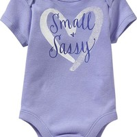 Graphic Bodysuits for Baby