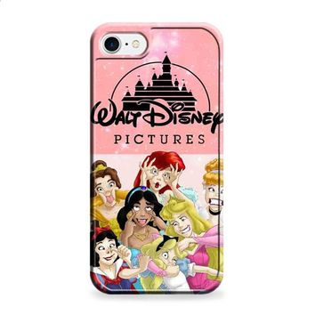 Disney Princess Funny Character iPhone 7 | iPhone 7 Plus case