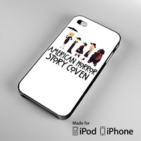 American Horror Story Coven Witch A0504 iPhone 4S 5S 5C 6 6Plus, iPod 4 5, LG G2 G3, Sony Z2 Case