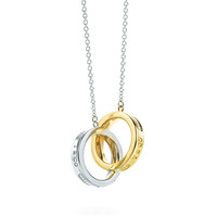 Tiffany & Co. - Tiffany 1837™:Interlocking Circles<br>Pendant