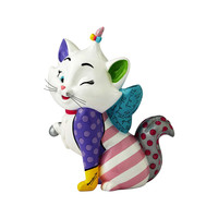Disney Marie from Aristocats by Britto Resin Figurine New with Box