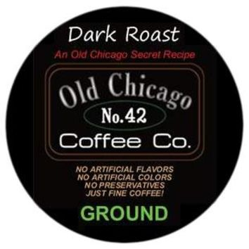 Old Chicago No. 42 Dark Roast Ground Coffee by Old Chicago Coffee Co