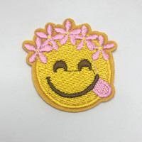 Happy Flower Child Patch