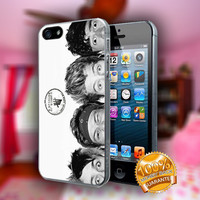 5SOS Eyes (5 Seconds Of Summer) - Print on hard plastic case for iPhone case. Select an option