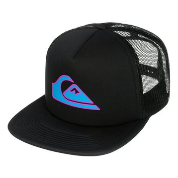 Snapper Trucker Hat 888701171621 - Quiksilver