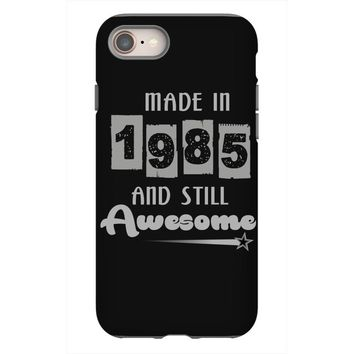 made in 1985 and still awesome iPhone 8