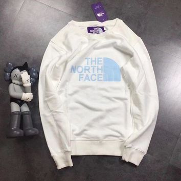 Kalete THE NORTH FACE Woman Men Fashion Round Neck Top Sweater Pullover