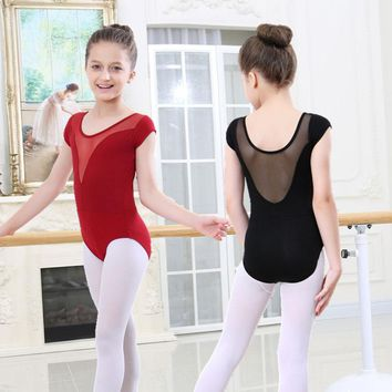Leotard Girls Ballet Dress For Children Girl Dance Clothing Kids Ballet Costumes For Girls Dance Leotard Girl Stage Dancewear