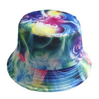 Trippy Swirl Bucket Hat