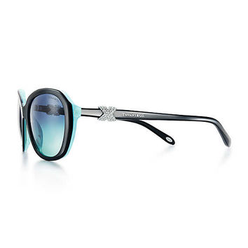 Tiffany & Co. - Tiffany Signature™:Modified SquareSunglasses