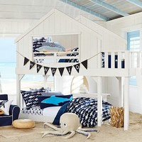 Tree House Bunk | Pottery Barn Kids