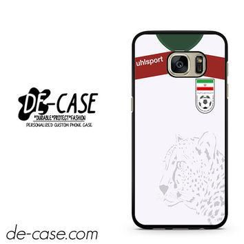 Iran Soccer Jersey DEAL-5642 Samsung Phonecase Cover For Samsung Galaxy S7 / S7 Edge