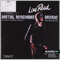 Metal Machine Music Original recording remastered, Import