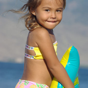 AQUATA: Baby Bikini BOW BOTTOMS create your own kids swimsuit