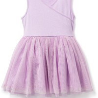 Cross-Front Tutu Dress for Baby | Old Navy