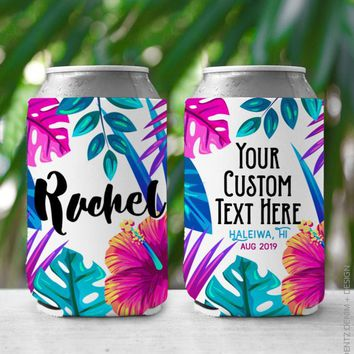 TESTING - Custom Bachelorette Party Can Cooler