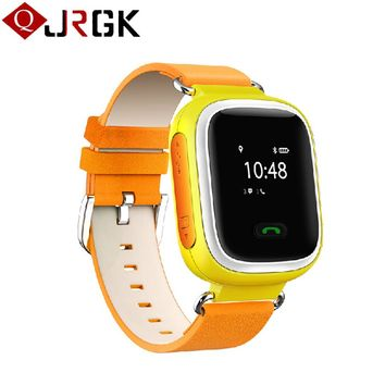 Smart Phone Watch Children Kid Wristwatch Touch screen GSM GPRS GPS Locator Tracker Anti-Lost Smartwatch Child Guard for Android