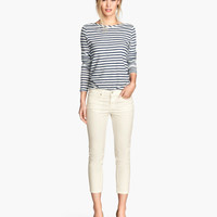 3/4-length Twill Pants - from H&M