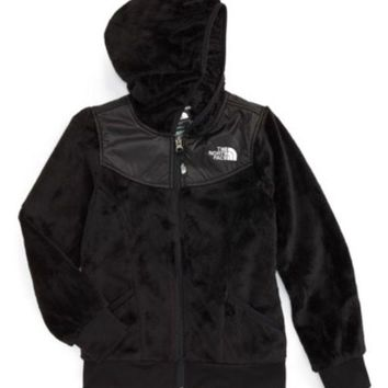 The North Face | Oso Fleece Hoodie (Little Girls & Big Girls) | Nordstrom Rack