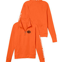 Cleveland Browns Athletic Half-Zip Pullover - PINK - Victoria's Secret