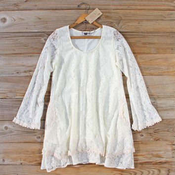 Gemini Lace Dress