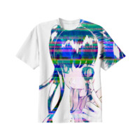 Glitch'd 2.0 created by Shoujo Tears | Print All Over Me