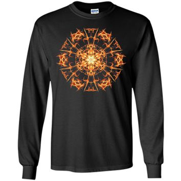 Charming Sunburst Mirror 2017 T Shirt