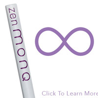 Zen MONQ - Anxiety Relief - Frankincense, Orange, and Ylang Ylang