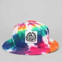 Milkcrate Athletics Classic Tie-Dye Bucket Hat- Multi