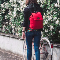 Women's backpack | notebook rucksack | Gift for girl