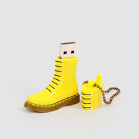 YELLOW USB BOOT 8GB | Accessories Other | Official Dr Martens Store - US