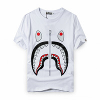 Men's Fashion Men Casual Short Sleeve Couple T-shirts [10141569287]