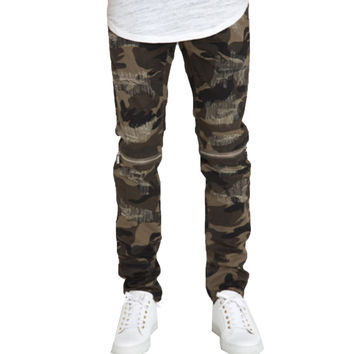 CRYSP Andre Pants In Camo