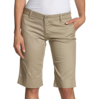 Dickies Girl - Bull Tomboy Girls Khaki Short