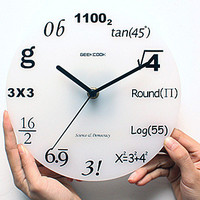 Creative clock on sale = 4451622852