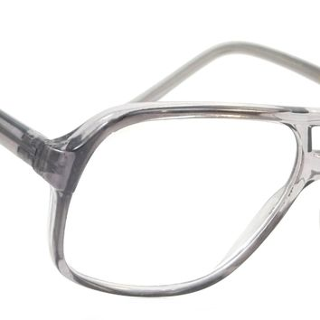 Men Retro Reading Glasses Triner Aviator Fashion Style Square Frame Readers