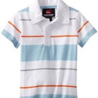 Quiksilver Baby Boys' Black Coffee, White, 24 Months