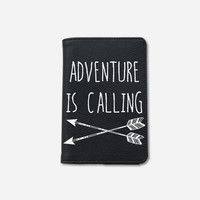 Adventure is calling Passport holder leather passport wallet tribal passport cover wanderlust passport covers by wanderlustcover shop